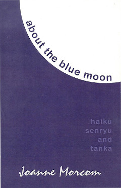 Book Cover - About the Blue Moon